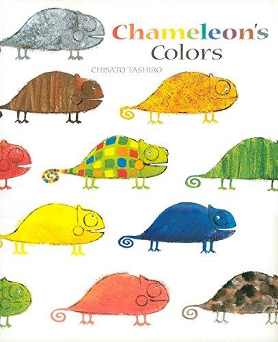 9780735821118: Chameleon's Colors (Michael Neugebauer Books (Pape)