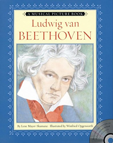 9780735821231: Ludwig van Beethoven (Musical Picture Book)