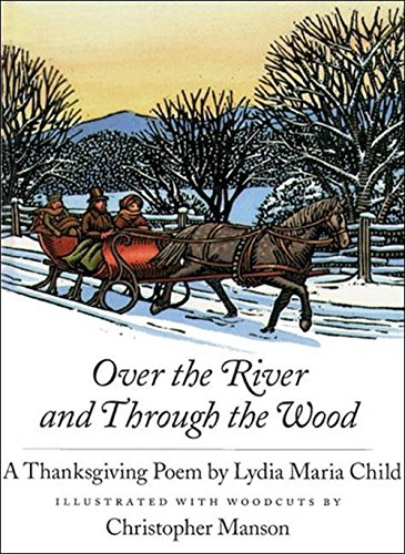 9780735821538: Over the River and Through the Wood: A Thanksgiving Poem