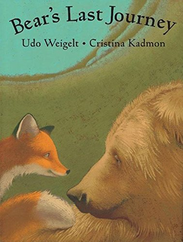 9780735821552: Bear's Last Journey (German Edition)