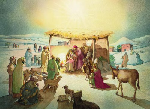 9780735821699: Let Us Adore Him Advent Calendar