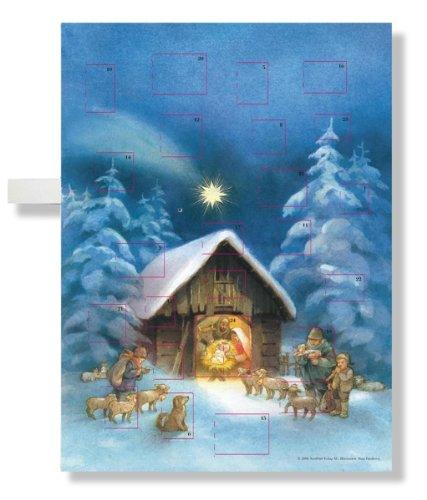 9780735822238: Silent Night Musical Advent Calendar