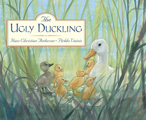 The Ugly Duckling by Hans Christian Andersen, Pirkko ...