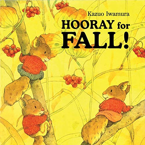 9780735822528: Hooray for Fall!