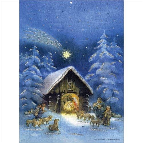 9780735822726: Silent Night Advent Calendar