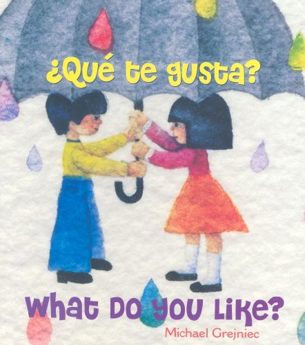 9780735822764: Que te gusta? = What Do You Like? (Spanish Edition)