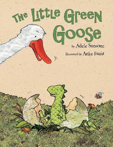 The Little Green Goose In englischer Sprache: Sansone, Adele und Anke Faust: