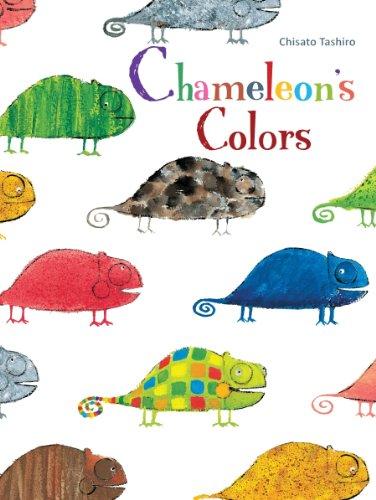 9780735823174: Chameleon's Colors