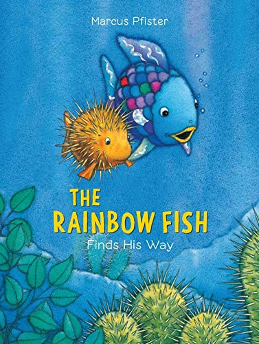 9780735840072: Rainbow Fish Finds his Way