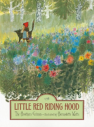 Little Red Riding Hood (0735840083) by Brothers Grimm