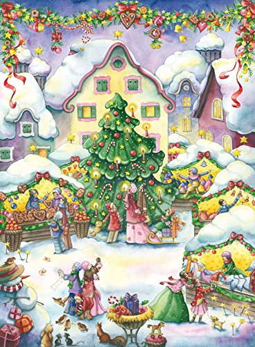 9780735840195: Christmas Market Advent Calendar