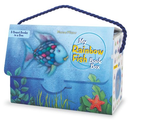 9780735840232: My Rainbow Fish Book Box