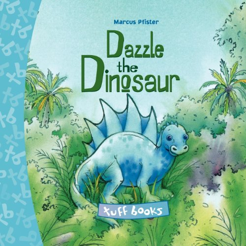 9780735840386: Dazzle the Dinosaur Tuff Book (Tuff Books)