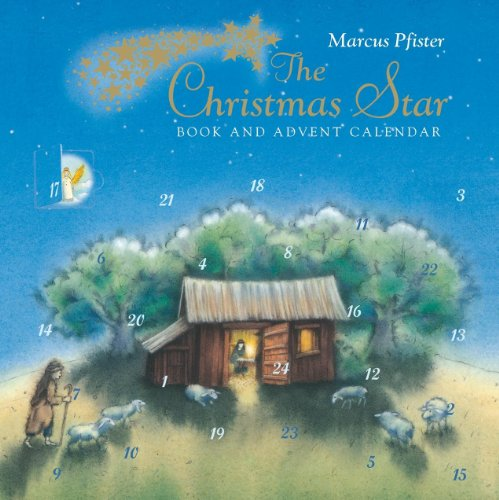 9780735840409: The Christmas Star Book and Advent Calendar