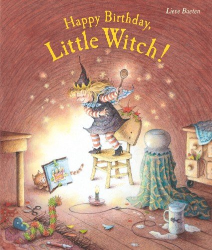 9780735840430: Happy Birthday, Little Witch!