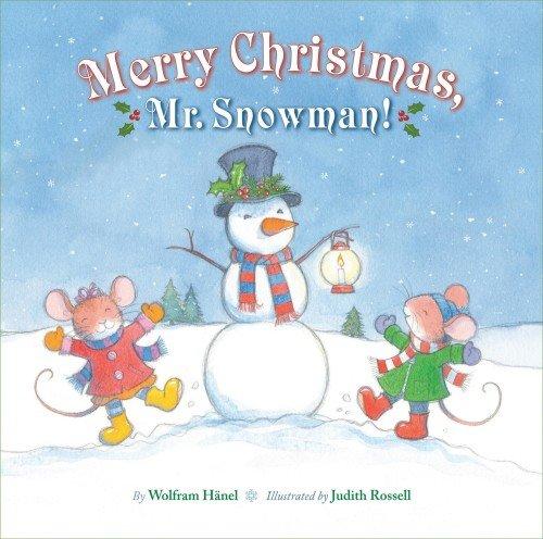 9780735840454: Merry Christmas, Mr. Snowman!