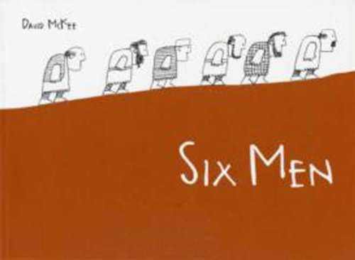 9780735840560: Six Men