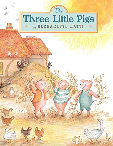 9780735840584: Three Little Pigs