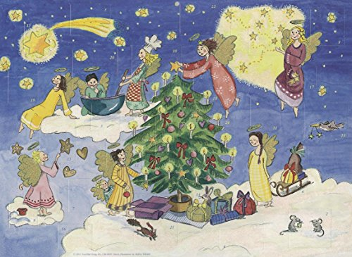 9780735840720: Angels Advent Calendar