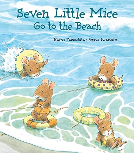 9780735840737: Seven Little Mice Go to the Beach