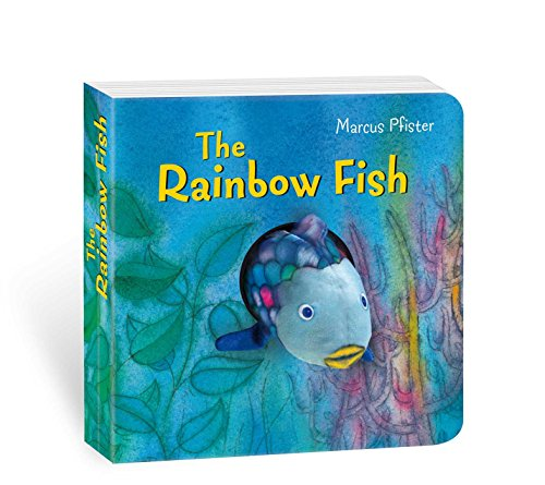 9780735840843: Rainbow Fish Finger Puppet Book