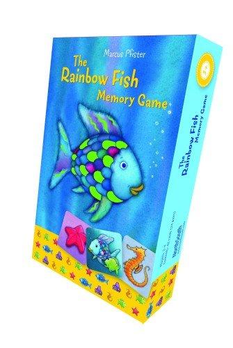 9780735840959: The Rainbow Fish Memory Game