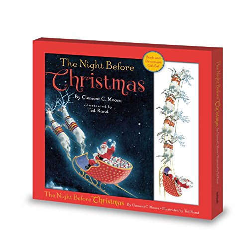9780735840997: The Night Before Christmas Book and Ornament