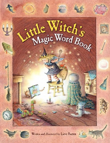 9780735841024: Little Witch's Magic Word Book