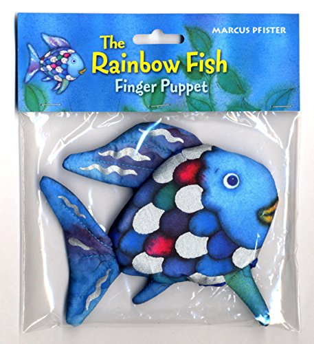 9780735841031: Rainbow Fish Finger Puppet