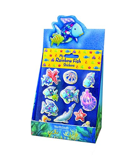 9780735841055: My Rainbow Fish Glitter Stickers 20-Copy Display