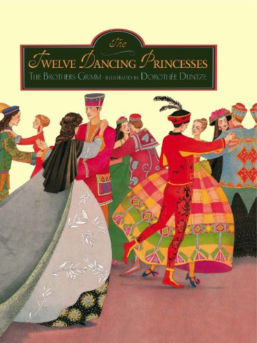 9780735841215: The Twelve Dancing Princesses