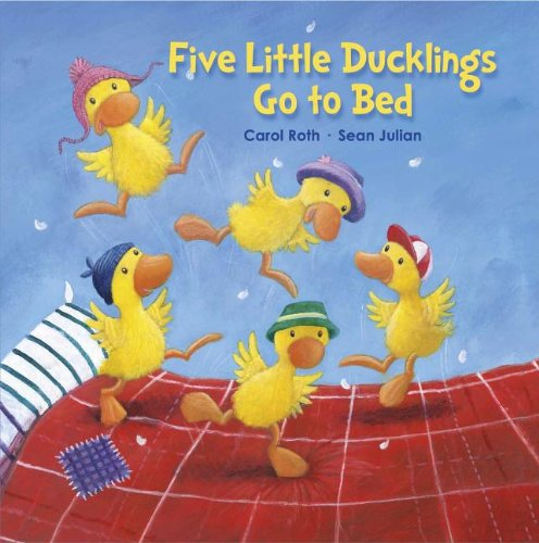 9780735841284: Five Little Ducklings Go to Bed