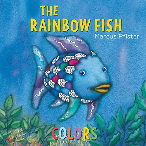 9780735841475: The Rainbow Fish Colors