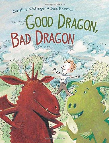 Good Dragon, Bad Dragon: Nöstlinger, Christine