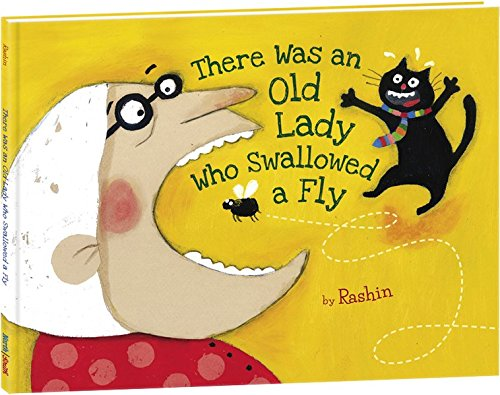 9780735841833: There Was An Old Lady Who Swallowed A Fly