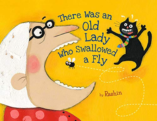 9780735841932: There Was an Old Lady Who Swallowed a Fly