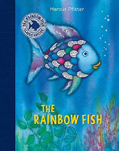 9780735842847: The Rainbow Fish Classic Edition with Stickers