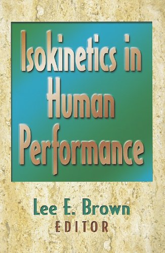 9780736000055: Isokinetics in Human Performance