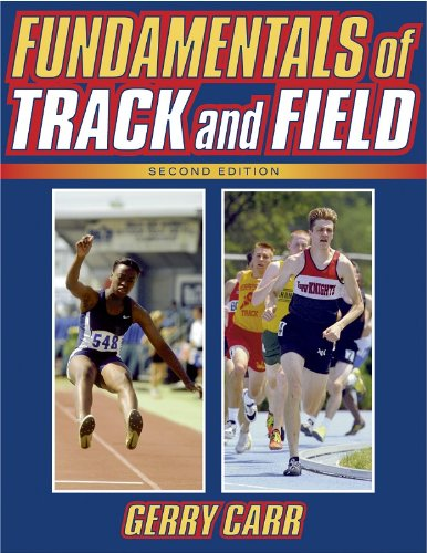 9780736000086: Fundamentals of Track and Field, Second Edition