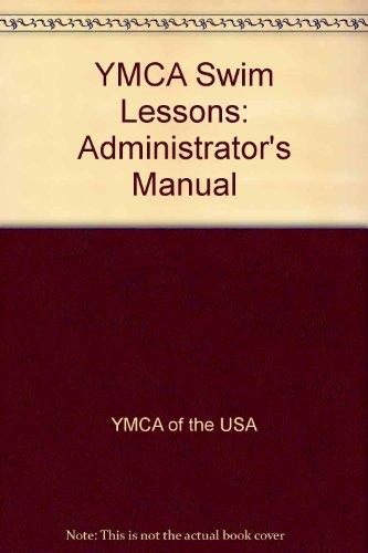 9780736000383: Ymca Swim Lessons: Administrator's Manual