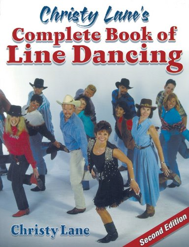 9780736000673: Christy Lane Complete Book of Line Dancing-2e