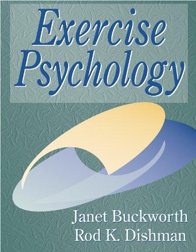 Exercise Psychology: Janet Buckworth, Rod