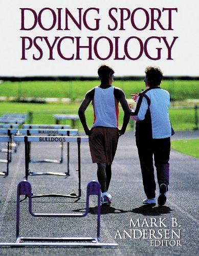 9780736000864: Doing Sport Psychology