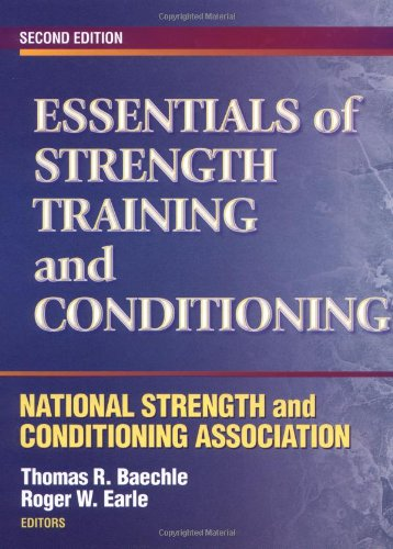 9780736000895: Essentials of Strength Training and Conditioning