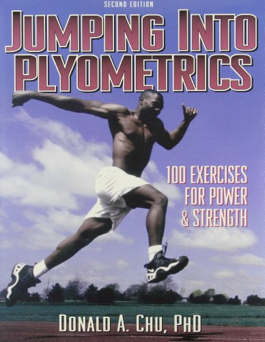 9780736000925: Jumping into Plyometrics, 2nd Edition (Book & VHS Tape)
