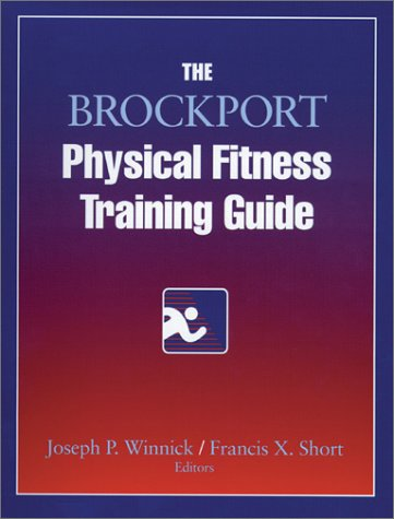 9780736001205: Brockport Physical Fitness Training Guide