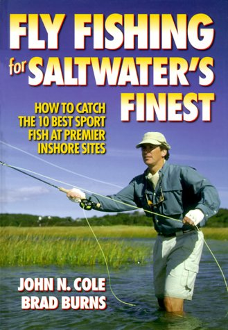 9780736001304: Fly Fishing for Saltwater's Finest: How to Catch the 10 Best Sport Fish at Premier Inshore Sites
