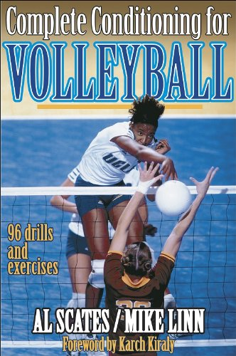 9780736001366: Complete Conditioning for Volleyball (Complete Conditioning for Sports Series)