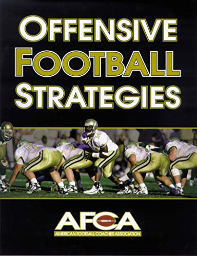 9780736001397: Offensive Football Strategies (American Football Coaches Ass)