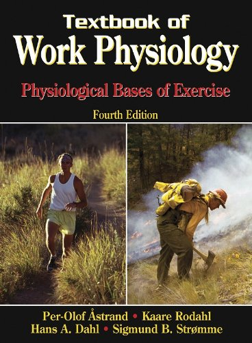 9780736001403: Textbook of Work Physiology-4th: Physiological Bases of Exercise
